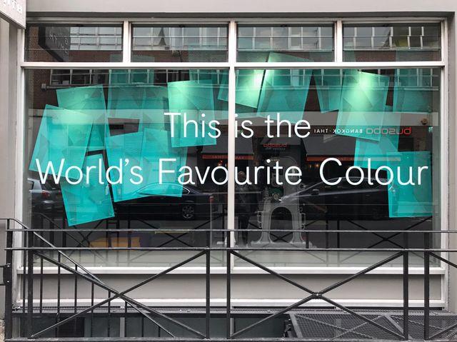 Das ist die beliebteste Farbe der Welt