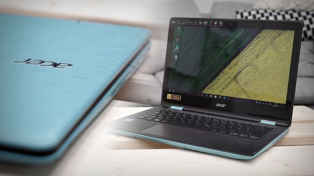 Acer Spin 1 im Review