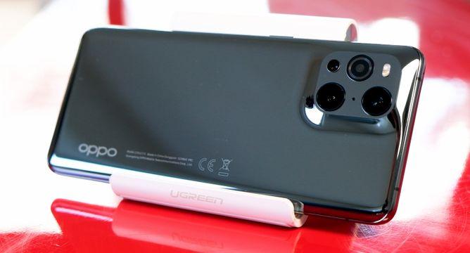 Oppo Find X3 Pro 5G im Test