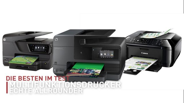 Bester Mulitifunktionsdrucker - Review