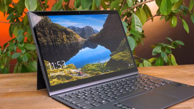 Lenovo Yoga Duet 7 13IML05 im Test
