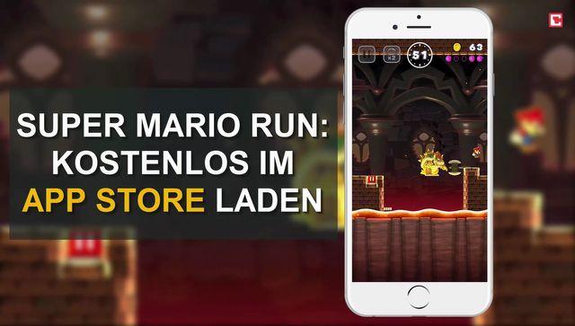 Bowser's Schloss durchgespielt: Das ist Super Mario Run