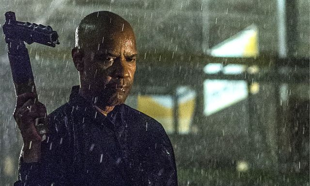 Sony presents: The Equalizer - Trailer