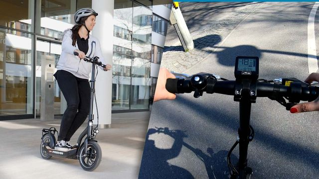 E-Roller Metz Moover im Review