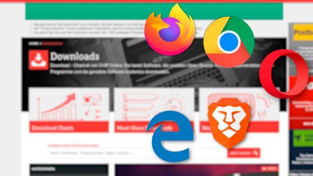 Die besten Browser im Test