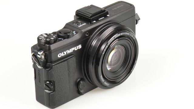 Olympus Stylus XZ-2 - Test