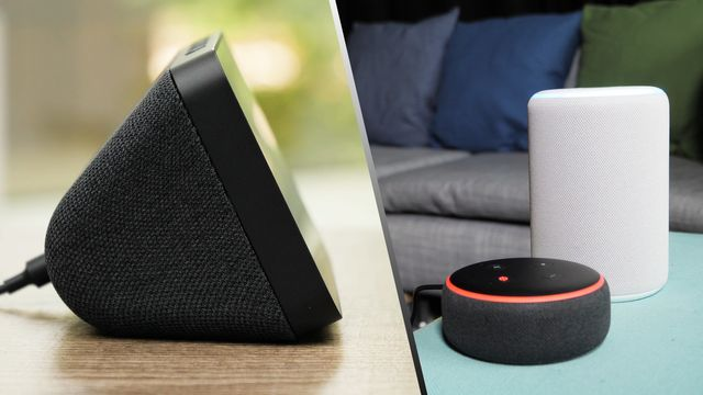 Amazon Echos im Vergleich