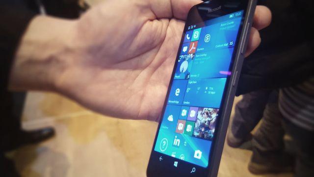 Microsoft Lumia 650 erster Praxis-Test