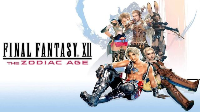 Final Fantasy XII: The Zodiac Age - Story-Trailer