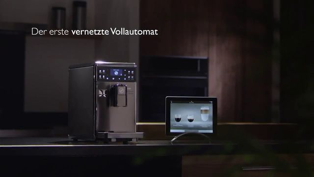 Philips presents: Saeco GranBaristo Avanti