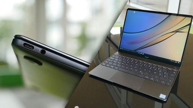 Huawei Matebook X im Review