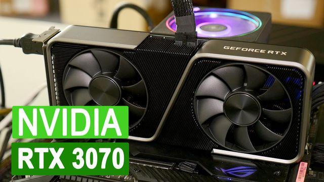 Nvidia GeForce RTX 3070 im Test