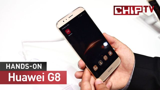 Huawei G8 - Handy - Erster Test