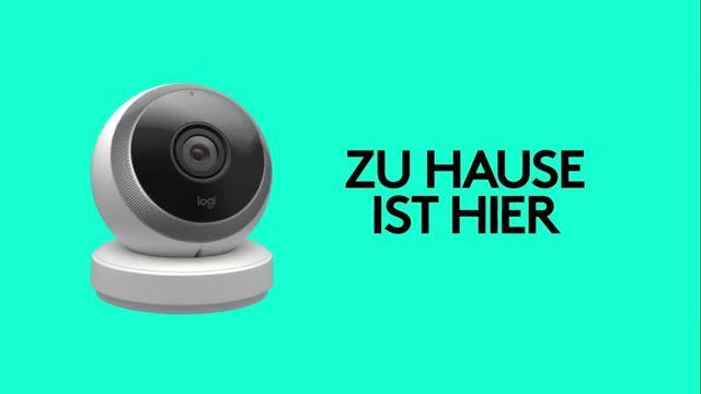 Logitech Logi Circle: Smarte Überwachungskamera