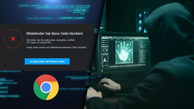 Windows Protection für Google Chrome