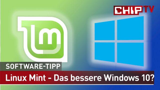 Linux Mint – Das bessere Windows 10? – Software-Tipp