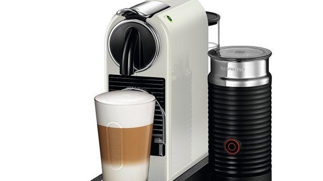 Delonghi Nespresso Citiz EN267.WAE im Schnäppchen-Check