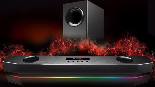 Creative Labs präsentiert: SoundBlasterX Katana