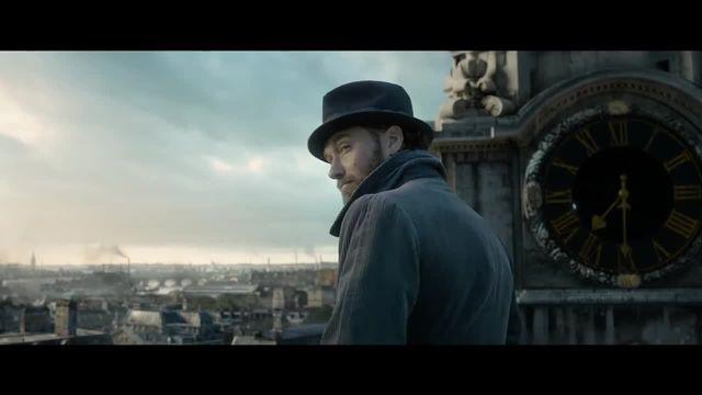 "Warner Bros. presents first Trailer of ""Fantastic Beasts The Crimes of Grindelwald"""