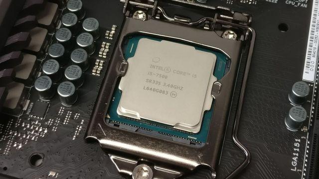 Intel Core i5-7500 im Test