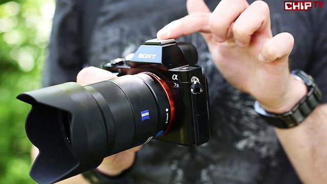 Sony Alpha 7S (a7S) - Kamera - Test