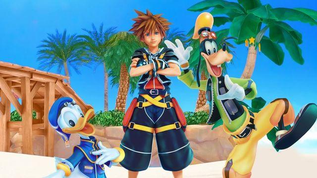 Kingdom Hearts 3 - Gameplay-Trailer