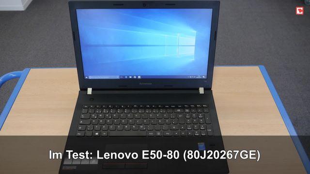 Lenovo E50-80 (80J20267GE)