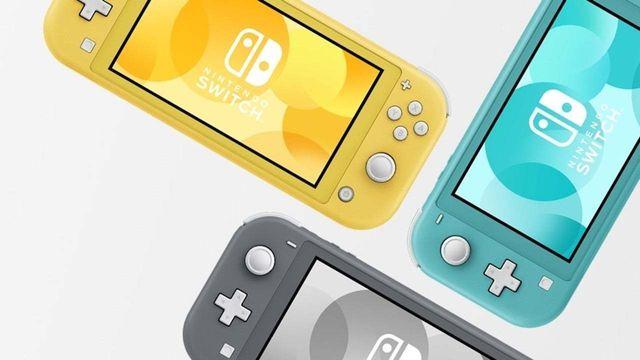 Nintendo Switch Lite - Release Trailer