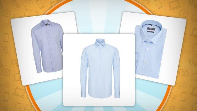 Die besten Herrenhemden laut Stiftung Warentest
