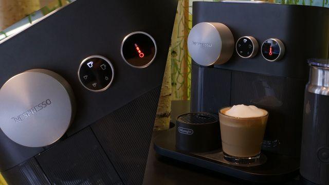 DeLonghi Nespresso Expert & Milk im Review