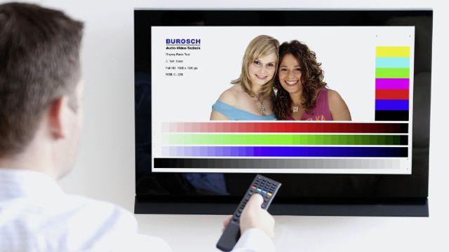 TV-Bild mit Burosch und Co. tunen