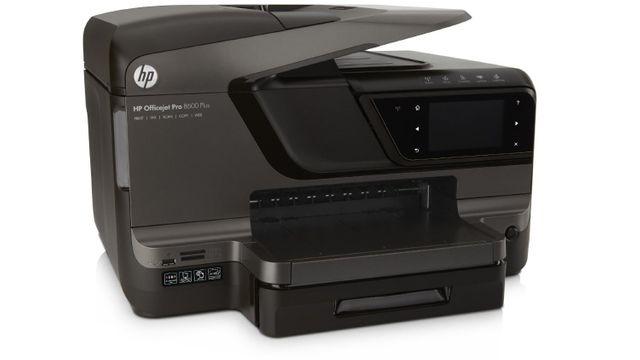 HP Officejet Pro 8600 Plus - Multifunktionsdrucker - Test