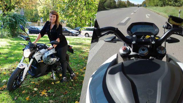 E-Motorrad Zero SR im Review