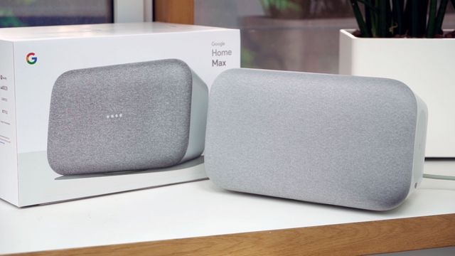 Google Home Max im Review