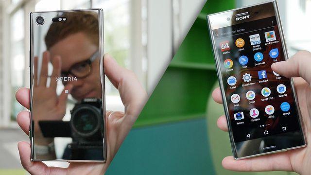 Sony Xperia XZ Premium im Review