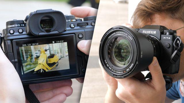 Fujifilm X-T4 im Test