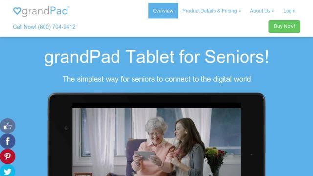 Seniorentablets: Diese Funktionen sollten sie haben