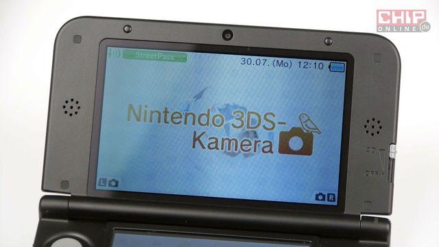 Nintendo 3DS XL - Praxis-Test