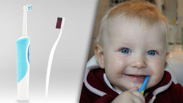 Sind elektrische Zahnbürsten wirklich besser?