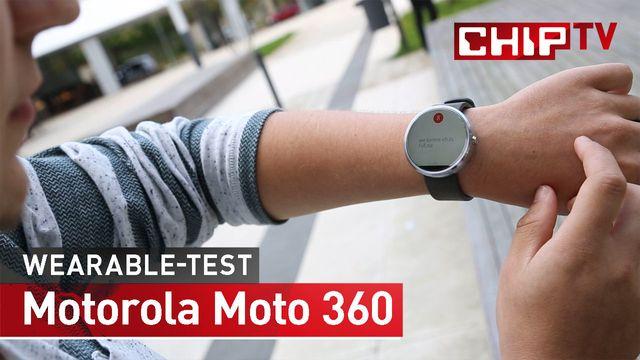 Motorola Moto 360 - Smartwatch - Review
