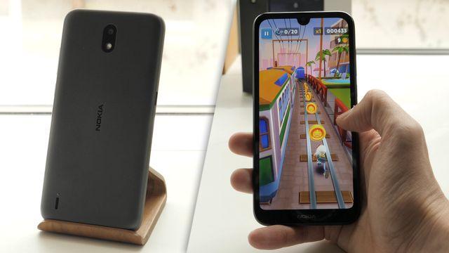 Nokia 1.3 im Test