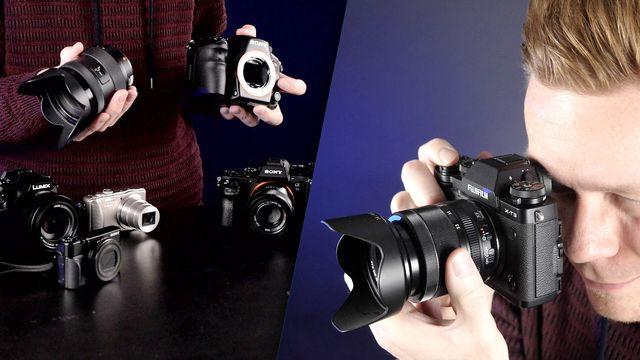 Kamera kaufen: Kompaktkamera, Bridge, DSLR oder DSLM?