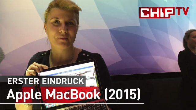 Apple Macbook  - Features & Release - Erster Praxis Check