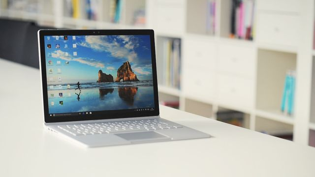 Microsoft Surface Book im Test