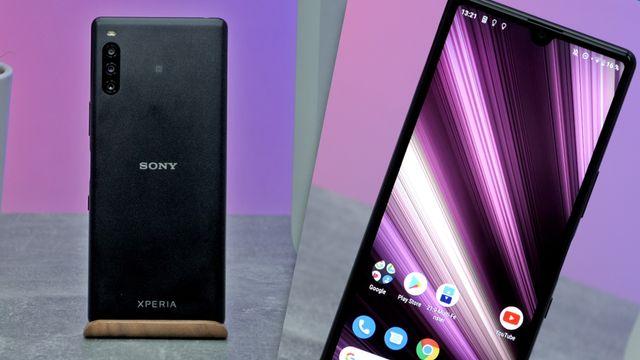 Sony Xperia L4 im Test