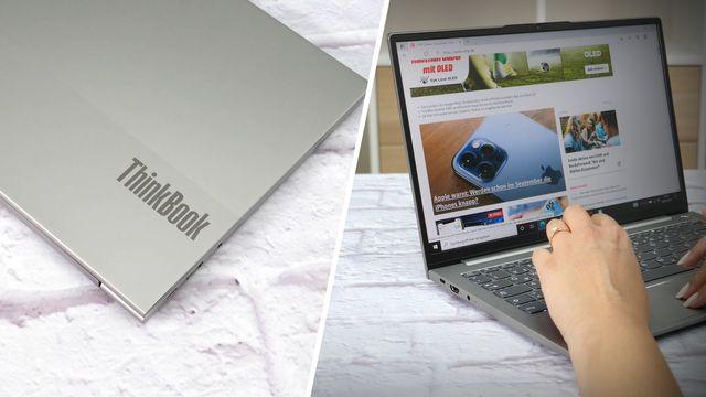 Lenovo ThinkBook 13s G3 (20YA0005GE) im Test