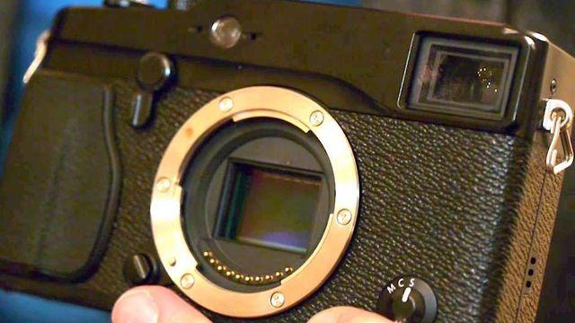 Fujifilm X-Pro1 - Praxis-Test