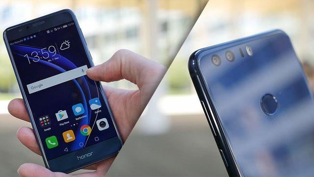Günstiges Smartphone Honor 8 im Review