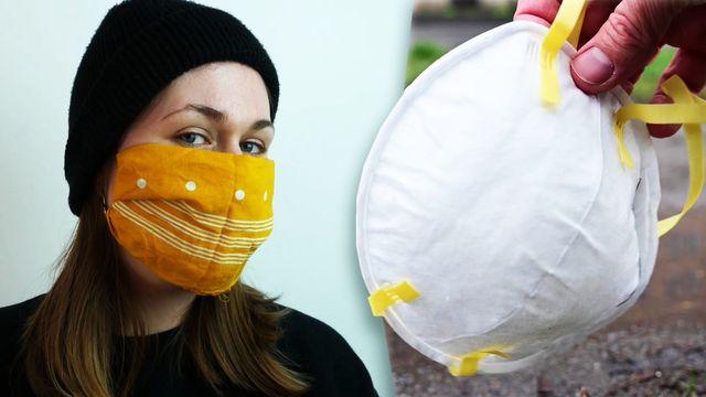 Gesichtsmasken kaufen: Darauf kommt es an