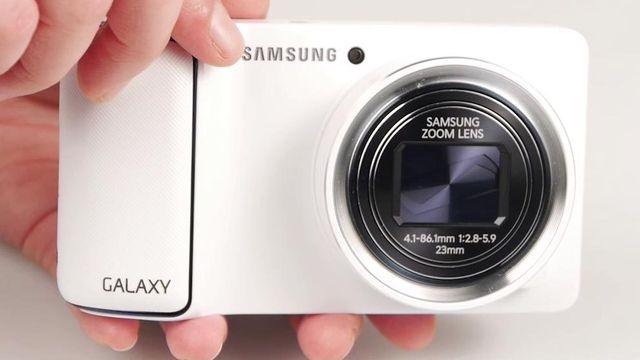 Samsung Galaxy Camera - Test
